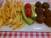 Fried Turkish koftes.jpg