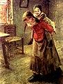 Fritz von Uhde - Die große Schwester (1883).jpg