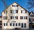 Frontalansicht des Gebäudes Speicher Umgedacht in Tübingen 2019.jpg