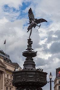 Shaftesbury Memorial Fountain