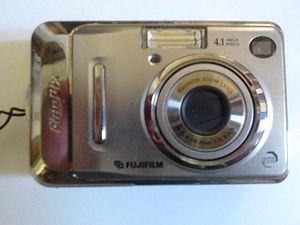 Fujifilm FinePix A-series - Fujifilm FinePix A400
