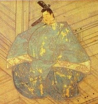 Empress Shōshi - Fujiwara no Michinaga, shown in a 13th-century painting, sent his  12-year-old daughter to court as consort to Emperor Ichijō.