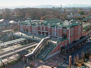 Fukaya, Saitama - Fukuya Station