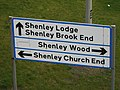 Fulmer Street sign - geograph.org.uk - 1219902.jpg