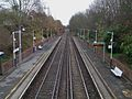 Fulwell station high eastbound.JPG
