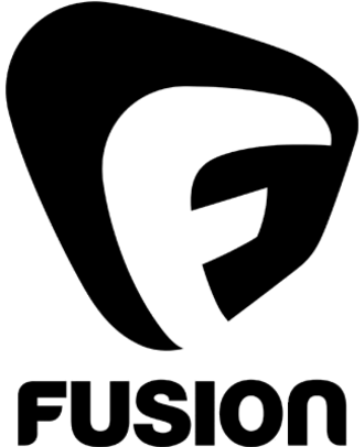 Fusion TV - Fusion's logo from 2013 to 2018