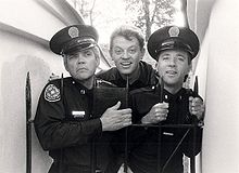 police academy wikipedia