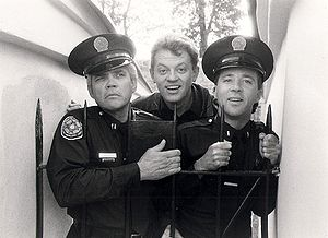 bf5cb2679 Police Academy (franquicia) - Wikipedia