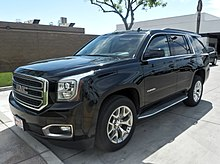 Chevrolet Tahoe - Wikipedia