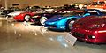 GM Heritage Center - 051 - Cars - Row of Corvettes.jpg