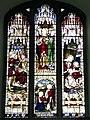 GOC Sawbridgeworth 081 Stained glass, Great St Mary's Church, Sawbridgeworth (30557873646).jpg