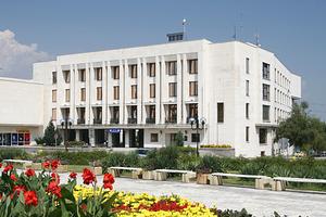 Gorna Oryahovitsa - Gorna Oryahovitsa town centre