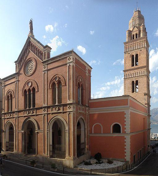 Gaeta, Basilica Cattedrale - Veduta esterna