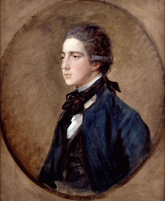 Thomas Linley the elder - Thomas Gainsborough - Samuel Linley