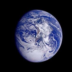 Galileo Earth - PIA00114