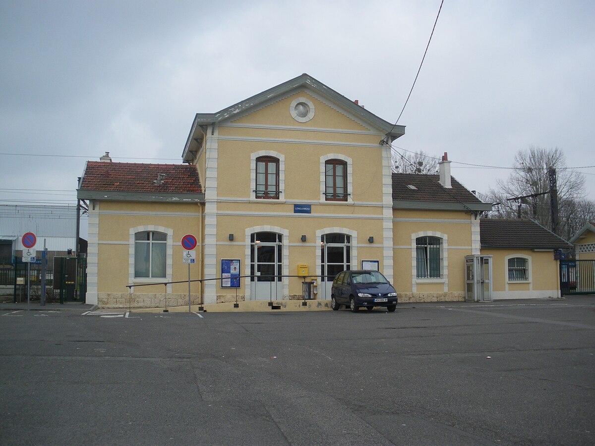 Gare de longjumeau wikip dia for Garage de la gare pontault
