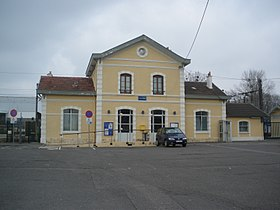 Image illustrative de l'article Gare de Longjumeau