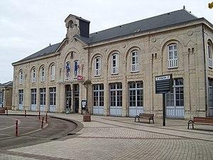 Gare de Dole-Ville - Dole railway station
