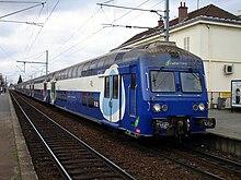 Franconville val d 39 oise wikip dia - Transilien prochain train ...