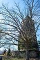 Garfield Monument and burr oak - Lake View Cemetery - 2015-04-04 (22387571086).jpg