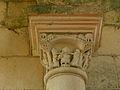 Gargilesse-Dampierre (36) Église Saint-Laurent et Notre-Dame Chapiteau 14.JPG