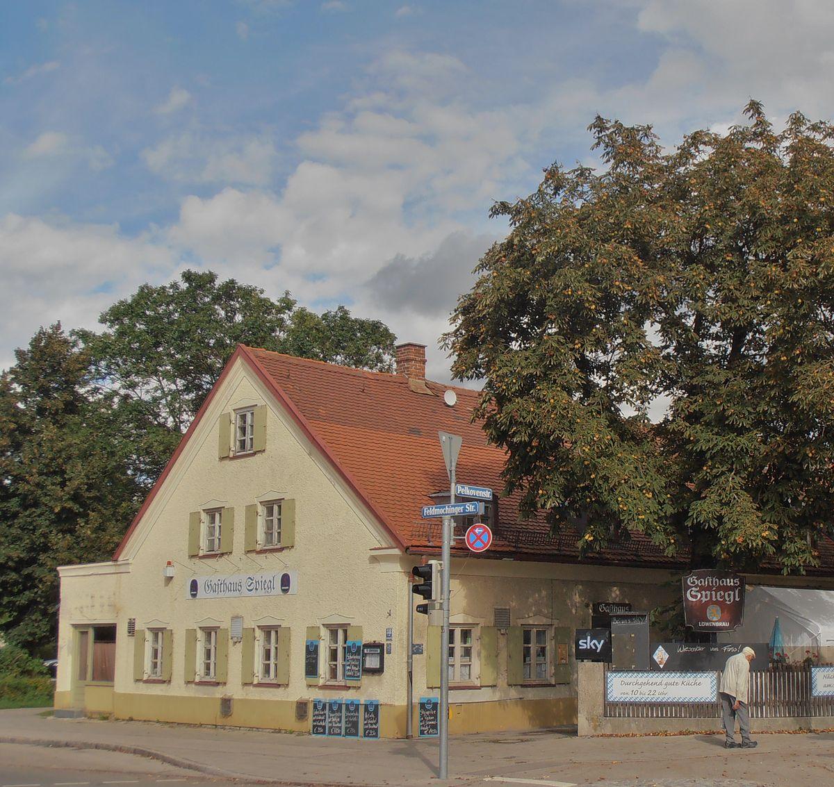 Gasthaus Spiegl Wikipedia