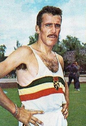 Gaston Roelants - Gaston Roelants in 1968