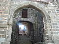 Gate to palace area, Kangra Fort.JPG