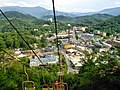 Gatlinburg from the Sky Lift - panoramio.jpg