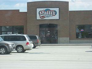 Gatti's Pizza - Gatti's Pizza located in Portsmouth, Ohio.