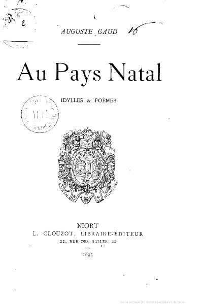 File:Gaud - Au pays natal, 1893.djvu