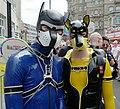 Gay puppies pose (35634124052).jpg