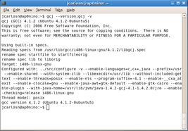 gnu compiler