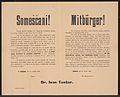 Geburtsfest Seiner Majestät - Laibach - Mehrsprachiges Plakat 1915 (2).jpg