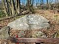 """Gedenkstein """"Aussicht nach dem Kornberg"""" 20200406 02.jpg"""