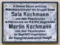 Gedenktafel Gipsstr 3 Martin Kochmann.JPG