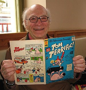 Gene Deitch - Gene Deitch in 2007