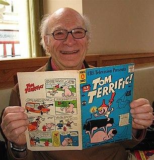 Gene Deitch Illustrator, animator, director