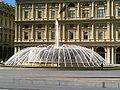 Genova-Piazza De Ferrari-fontana e Palazzo della Regione Liguria.jpg
