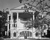 George A. Trenholm Mansion, 172 Rutledge Avenue, Charleston (Charleston County, South Carolina).jpg