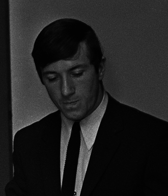 George Armstrong (footballer) - Armstrong pictured in 1967