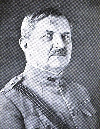 National Defense Act of 1920 - Major General George C. Rickards, the first National Guard officer to serve as Chief of the National Guard Bureau
