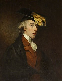 George Lyttelton, 2nd Baron Lyttelton Irish politician