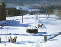 George Wesley Bellows - Blue Snow, The Battery (1910).jpg