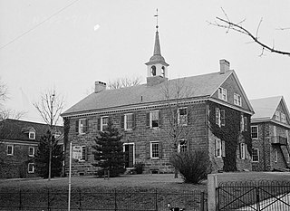 Old Germantown Academy and Headmasters Houses United States historic place