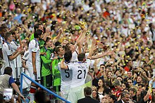 Germany and Argentina face off in the final of the World Cup 2014