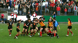 Rugby union in Germany