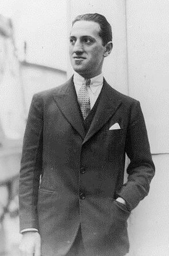 Yiddish Theatre District - George Gershwin, c. late 1920s or early 1930s