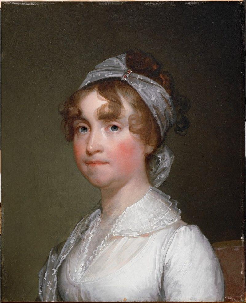 Гилберт Стюарт - Сюзанна Пауэлл Мейсон (миссис Джонатан Мейсон) - 2013.31 - Гарвардское искусство Museums.jpg