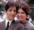 Giorgio Gaber and Obretta Colli 1964.jpg